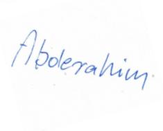 Abderahim from Budapest